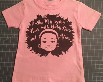 Baby fro tshirt