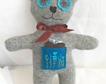 Matthew - Cashmere Bear - Stuffed Animal