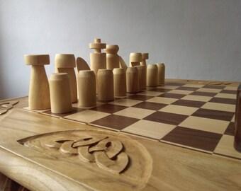 Chess artisan - handmade chess