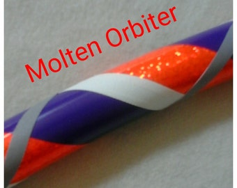 Molten Orbiter Dance Hoop