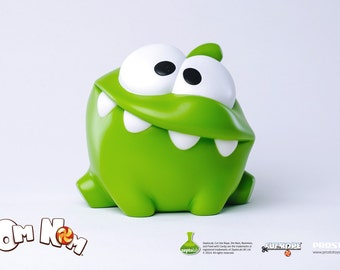 Cut The Rope Om Nom Money Box