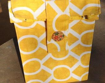Reusable Lunch Bag for Women
