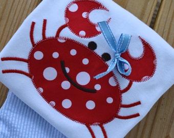 Summer Crab Shirt