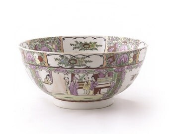 Chinoiserie Bowl