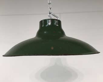 Industrial Vintage Pendant Light Shade