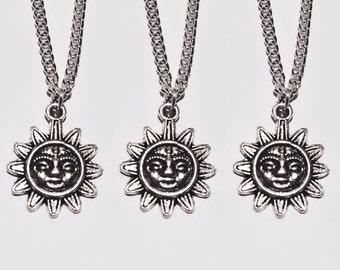 Celestial Sun Necklace