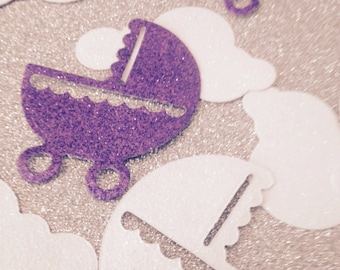 Bling Baby Shower Confetti