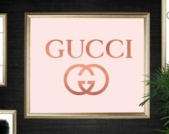 Gucci logo | Etsy