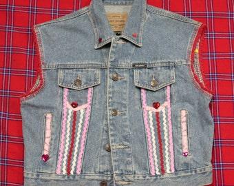 Rhinestone Cowboy Vest
