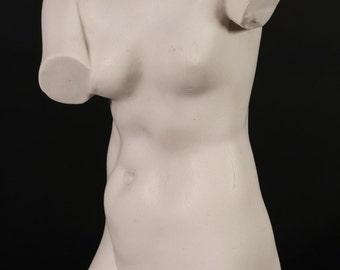 Female Torso Marble Sculpture