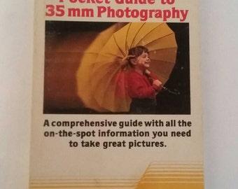 Kodak Pocket Guide 35mm Photography 1983