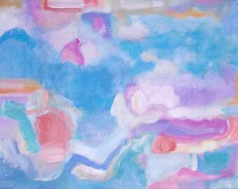 "Harmony Giclee Print 12""x8"""