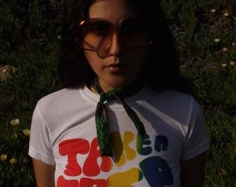 Rainbow Take A Trip Tee