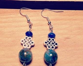 Belfast earrings