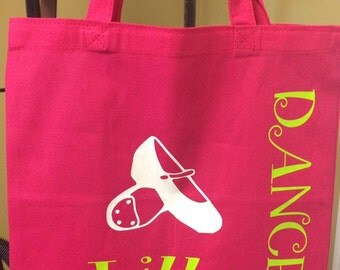Dance Bag -  Personalized
