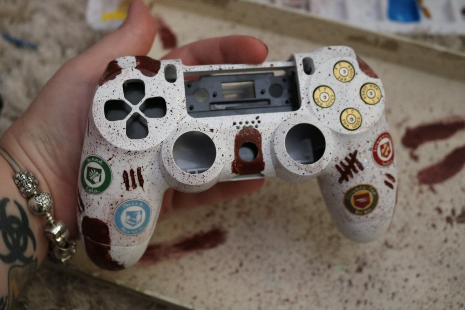 how to play custom zombies on ps4