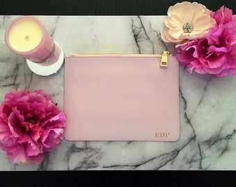 Pale Pink Pouch