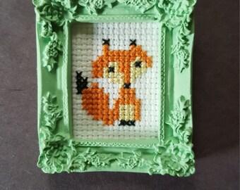 Small Cross Stitch magnet!