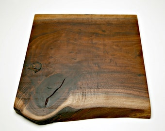 Handcrafted Cutting Board / Wedding Cutting Board / Custom Cutting Board / Wooden Chopping Board / Wood Serving Board / Small Cutting Board