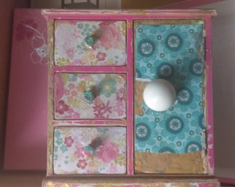 Jewelry case for little girls or big girls