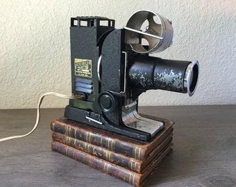 Vintage Slide Projetor, Argus Projector Model B with Case