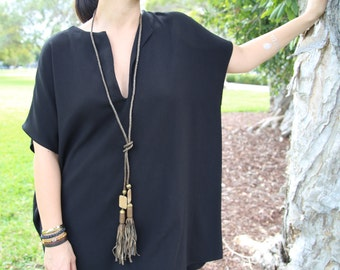 Safi Necklace and Belt