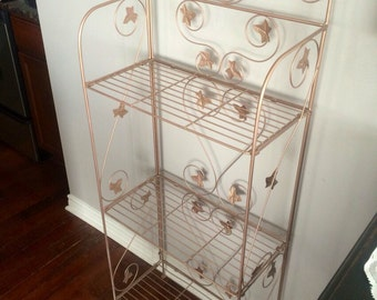 Precious Bakers Rack/Plant Stand
