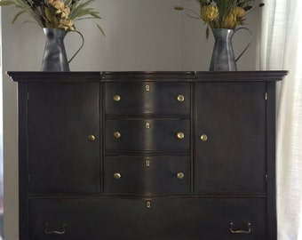 SOLD ...Chest of drawers