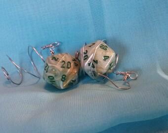 D20 Earrings
