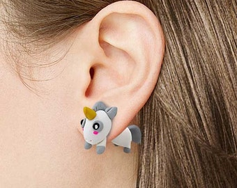 Exclusive! Magical Unicorn Earrings