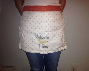 Hostess apron