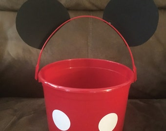 Mickey Mouse Party Buckets