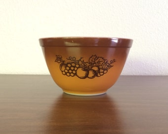 Pyrex Old Orchard Nesting bowl # 401