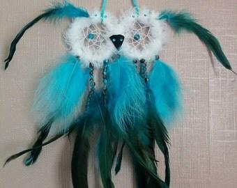 Gorgeous Owl Dreamcatcher