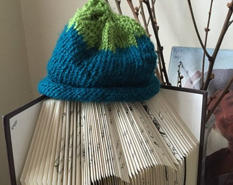 Blueberry Baby Hat