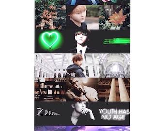 Kpop Aesthetic Photocards