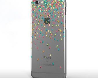 iPhone 6s Case Confetti iPhone 6s Plus Case iPhone 6 Case iPhone 5s Case iPhone 5 Case iPhone 5C Samsung Galaxy S6 Case Colorful Case 114
