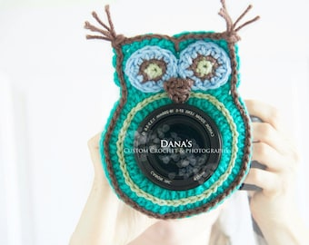 Owl Camera Lens Buddy