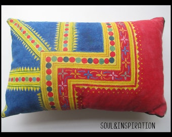 Pillow traditional costume of Desulo