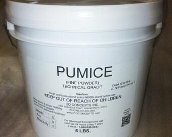 Pumice Powder FFFF Grade