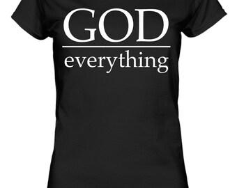 God Over Everything (Women's)