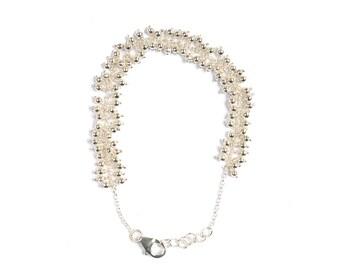 Marielle Silver 925 bracelet