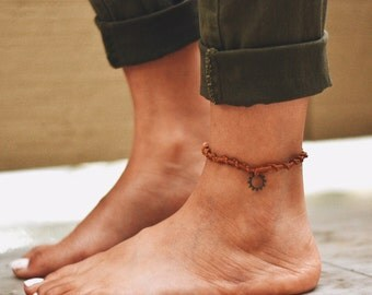 Sun Gear Anklet