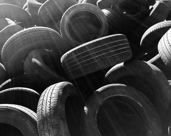 Colonies of tires...