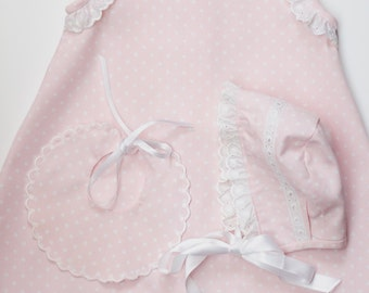 Cotton Baptism, Christening Gown