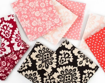Lost and Found Love by My Mind's Eye for Riley Blake 9 Fat Quarter Bundle ***SALE
