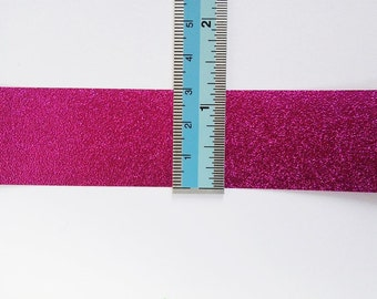 NEW 3M x 32mm Pink Paper Ribbon 3M