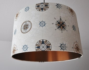 "Ceiling lamp ""compass"""