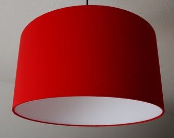 "Lampshade ""purple red""(Purpurrot)"
