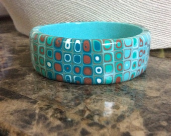 Turquoise bracelet bangle
